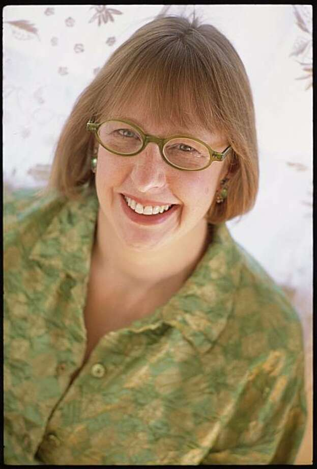 Photo of Author Julia Glass. Photo: Dennis Cowley