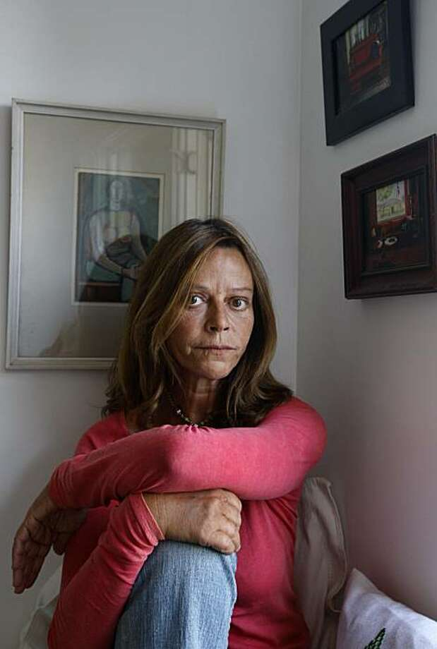 "Author Joyce Maynard is seen at her home in Mill Valley, Calif. on Wednesday, Aug. 25, 2010. Maynard's latest book is titled, ""The Good Daughters."" Photo: Paul Chinn, The Chronicle"