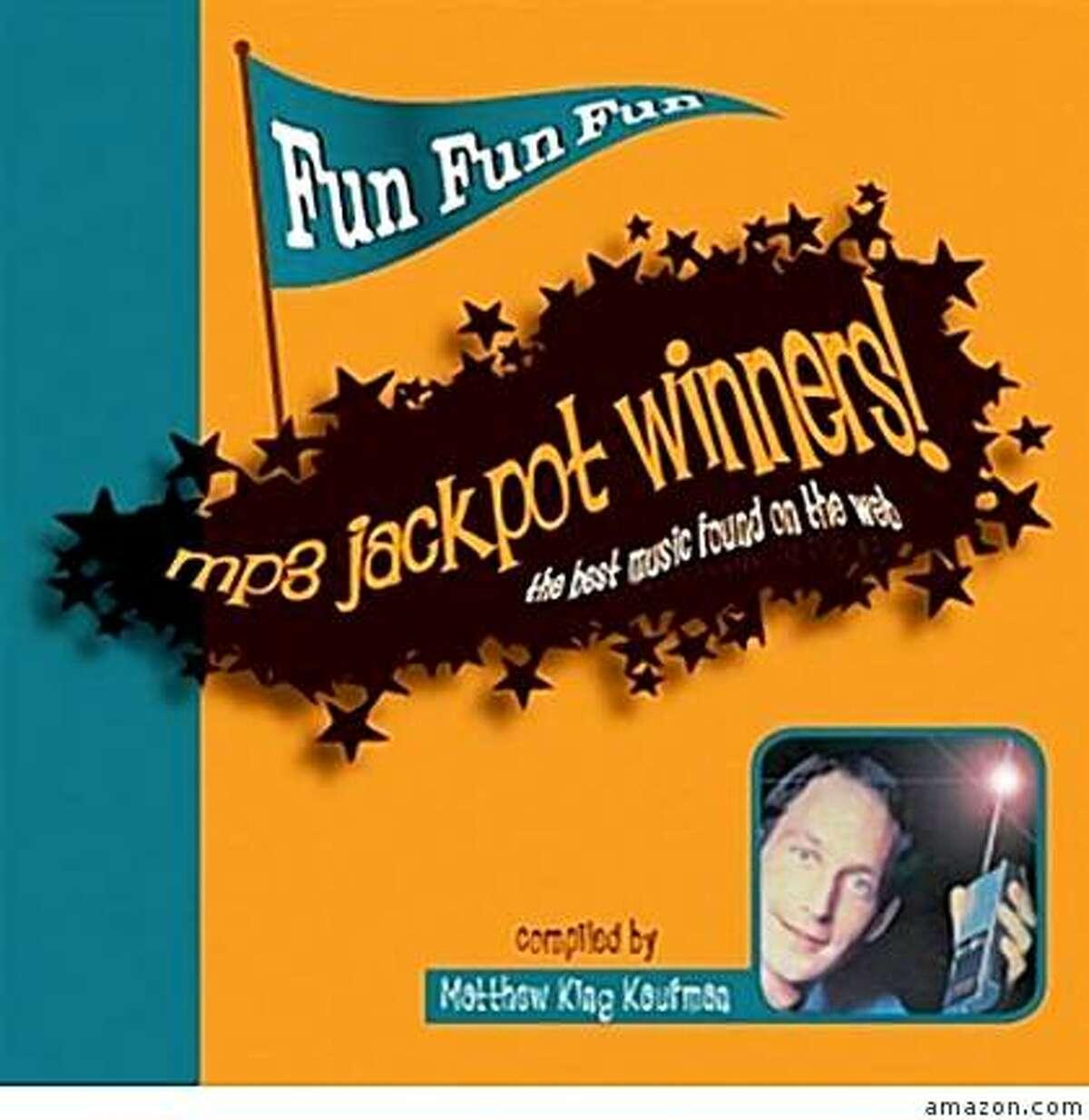 cd cover: MP3 JACKPOT WINNERS!