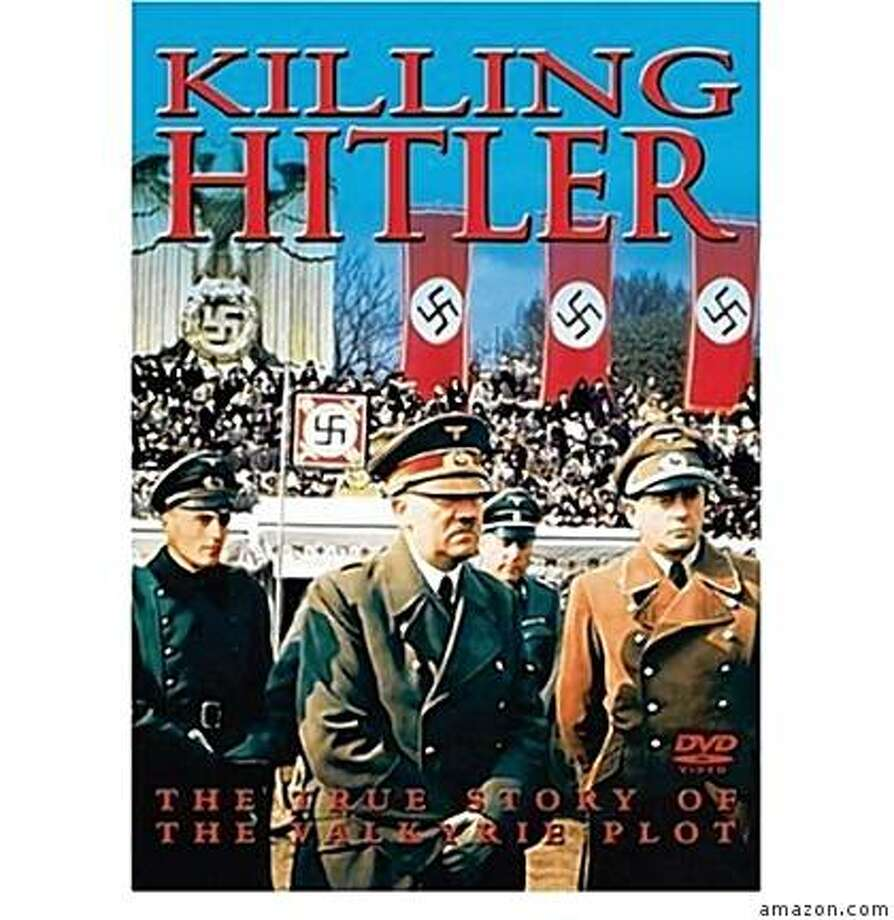 dvd cover KILLING HITLER Photo: Amazon.com