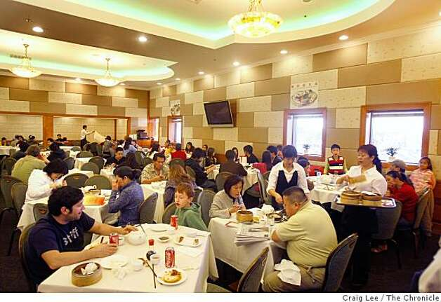 Dim Sum at Asian Pearl restaurant in Richmond, Calif., on January 19, 2009. Photo: Craig Lee, The Chronicle