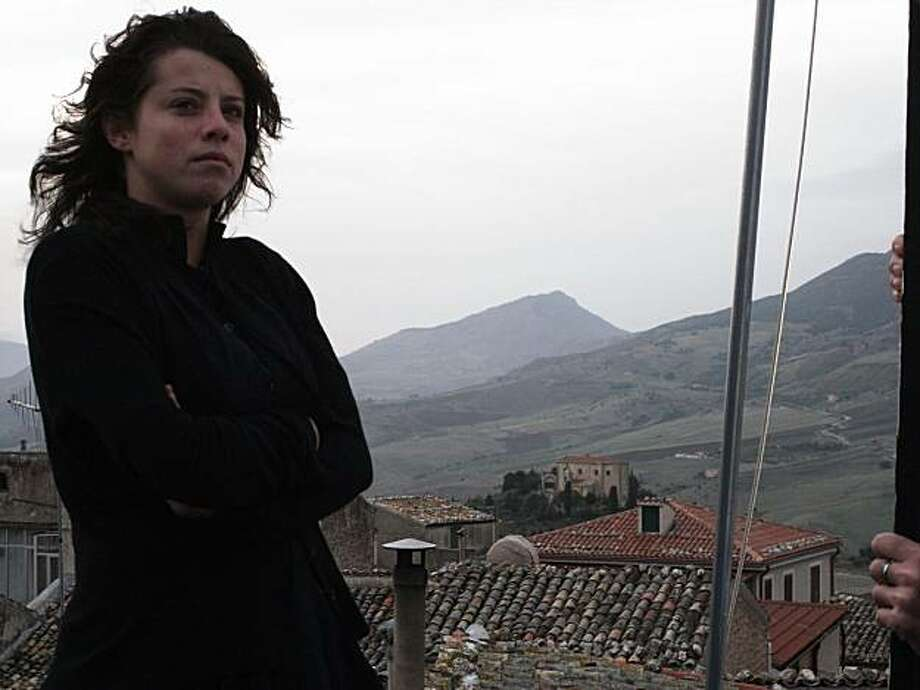 """Veronica D'Agostino in """"The Sicilian Girl"""" Photo: Outnow.ch"""