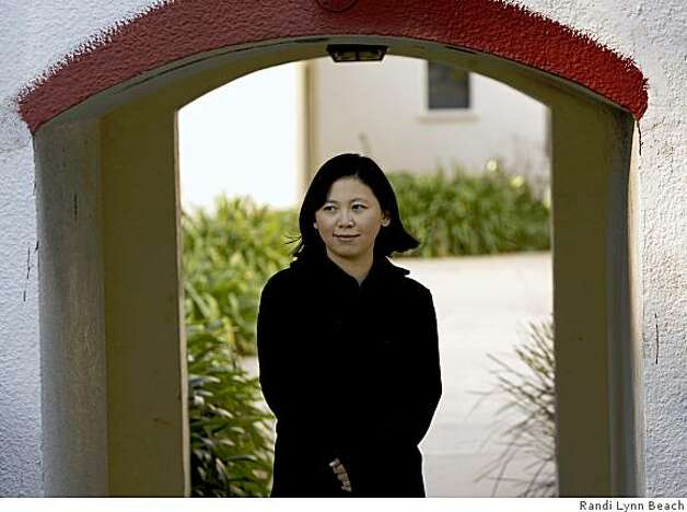 "Yiyun Li, author of ""The Vagrants"" Credit: Randi Lynn Beach Photo: Randi Lynn Beach"