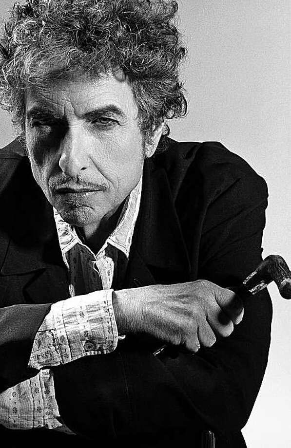 Bob Dylan makes Christmas sound creepy. Photo: Columbia 1996-98 AccuSoft Inc.,