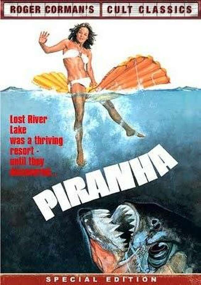 dvd cover PIRANHA Photo: Amazon.com