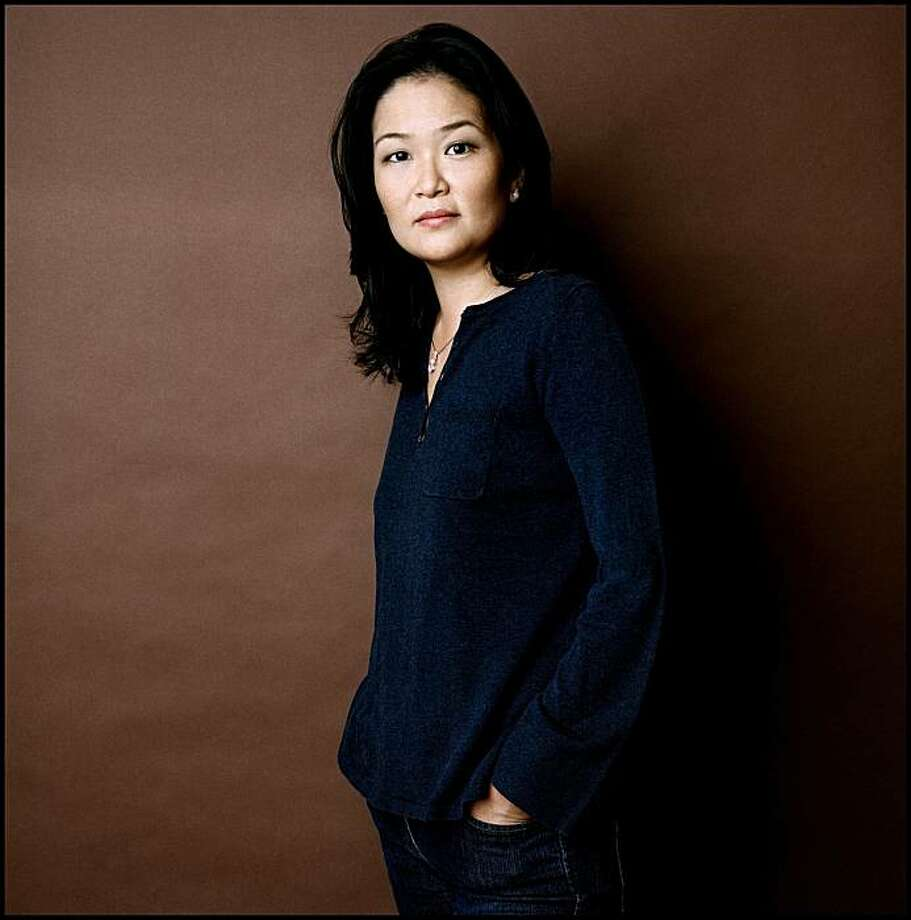 """Janice Y. K. Lee, author of """"The Piano Teacher"""" / Credit: Gasper Tringale / FOR USE WITH BOOK REVIEW ONLY Photo: Gasper Tringale"""