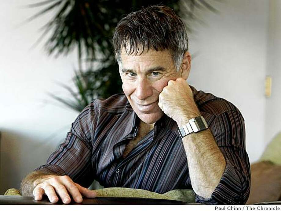 Composer Stephen Schwartz is seen in Burlingame, Calif., on Friday, Nov. 7, 2008. Schwartz has written songs for Wicked, Godspell, Pippen and many other Broadway musicals. Photo: Paul Chinn, The Chronicle