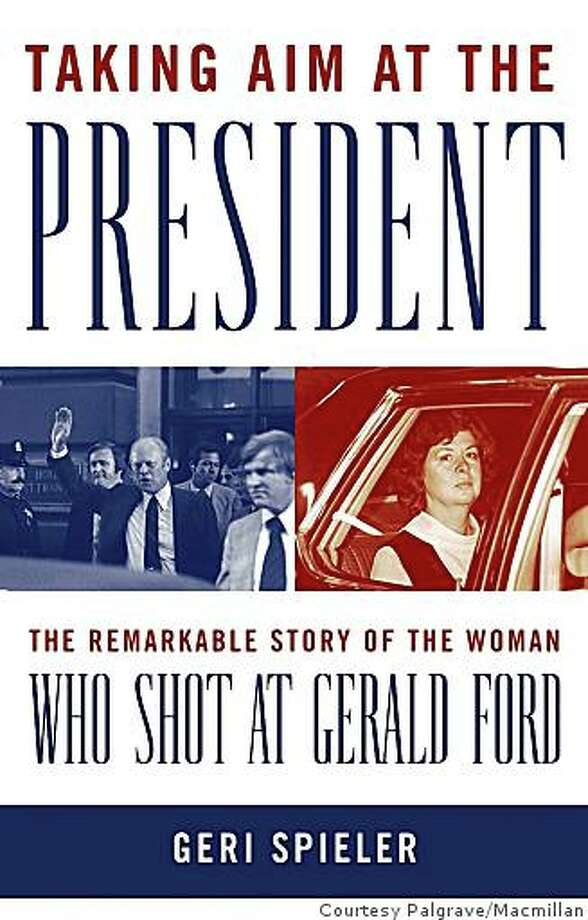"Author Geri Spieler reads from ""Taking Aim at the President: The remarkable story of the woman who shot at Gerald Ford"" Jan.22 at The Booksmith. Photo: Courtesy Palgrave/Macmillan"