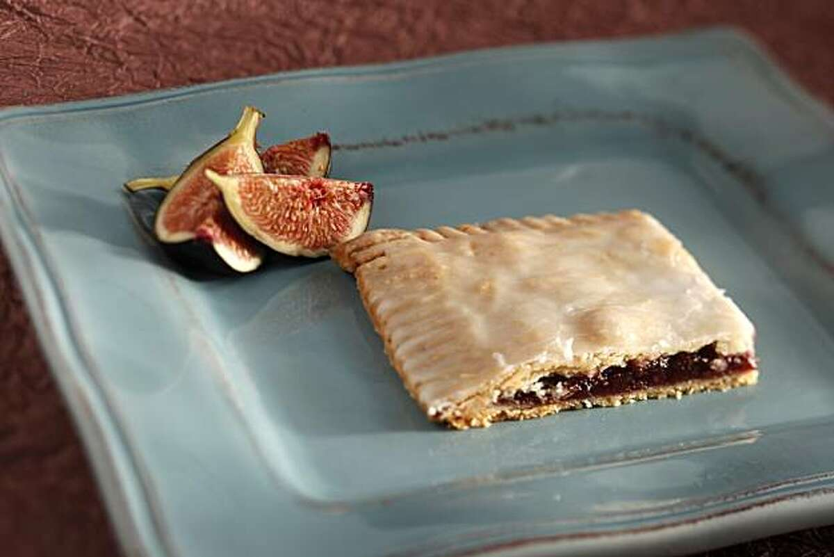 Fig-Berry Pastry Slab in San Francisco, Calif., on September 1, 2010. Food styled by Natalie Knight.