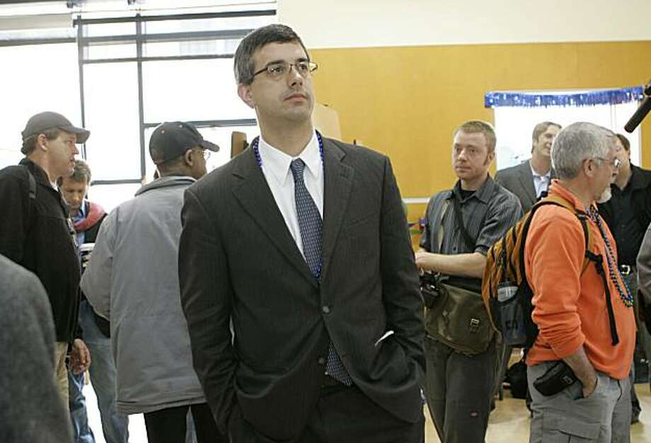 San Francisco Supervisor Chris Daly Photo: Deanne Fitzmaurice, The Chronicle