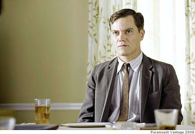 "Michael Shannon in ""Revolutionary Road."" Photo: Paramount Vantage 2008"