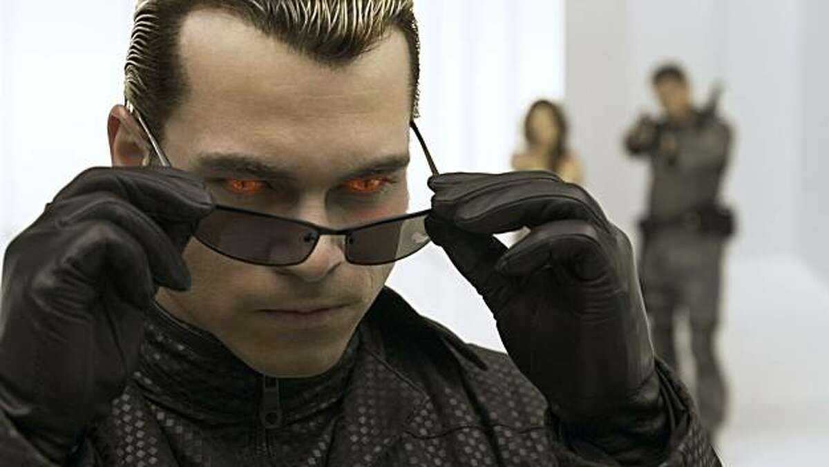 Shawn Roberts is Wesker in Screen Gems' action horror RESIDENT EVIL: AFTERLIFE.