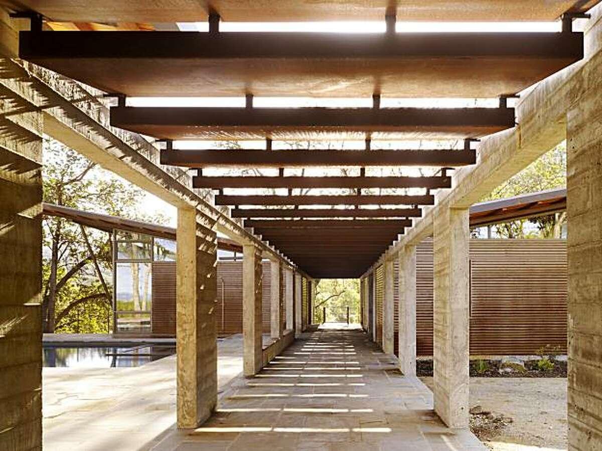Alexander Valley Ranch Nielsen Schuh Architects