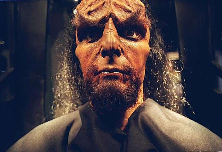 Klingons love William Shakespeare, or, as they know him: Wil'yam Shex'pir. Photo: Courtesy Photo
