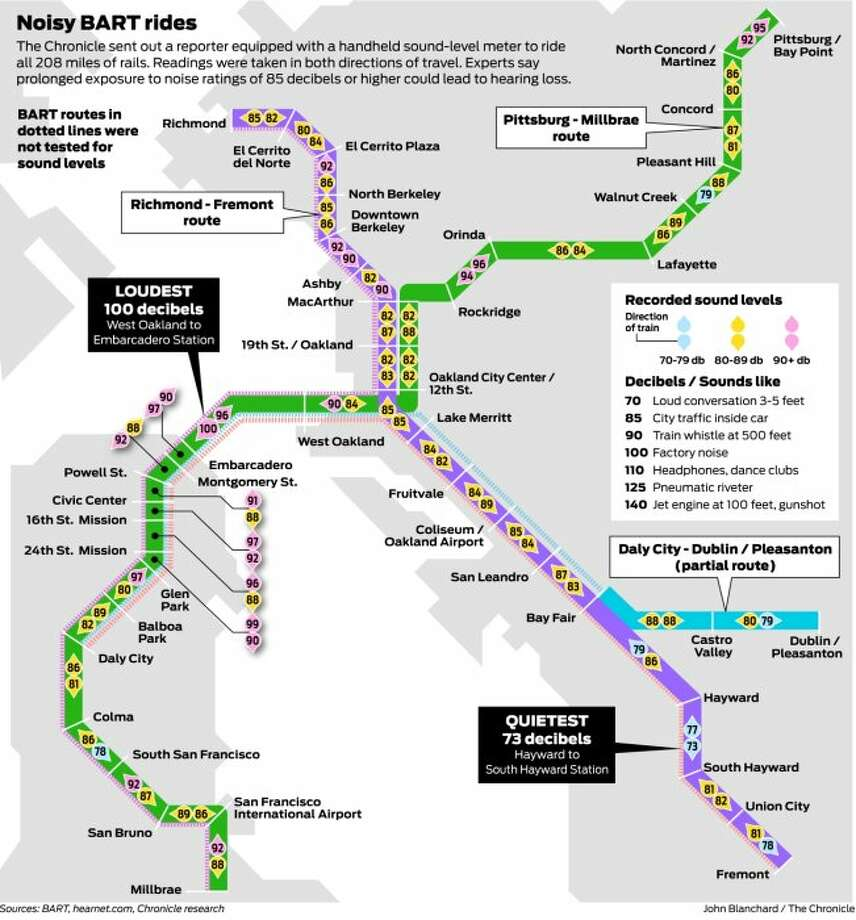 Oakland Subway Map.Bart Sucks 10 Reasons You Hate It
