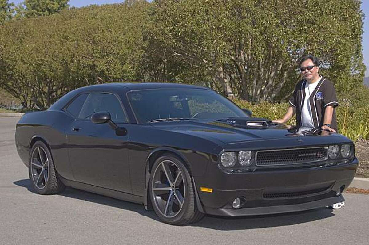 Modern Muscle Car Makes A 40 Year Old Dream Come True