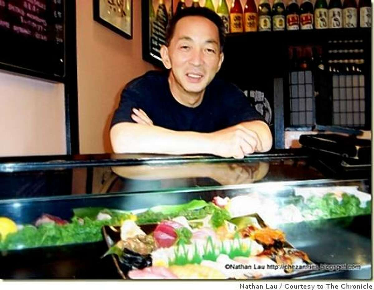 Ryosuke Yoshioka, owner of Sushi-Man on Bush Street, was killed by Peter Fong in the parking lot of an OfficeMax store.