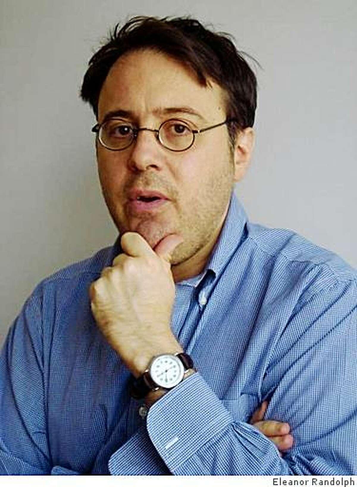 Adam Cohen, author