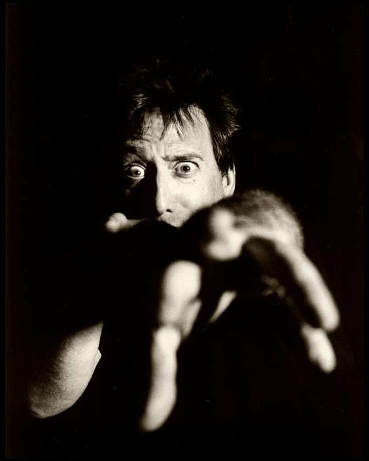 John Zorn will begin a residency at Yoshi's this week Photo: Scott Irvine