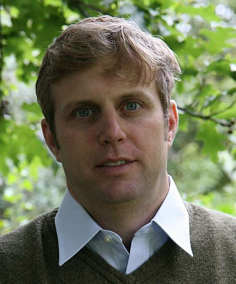 "skip horack,  author of ""the eden hunter"" Photo: Adam Johnson"