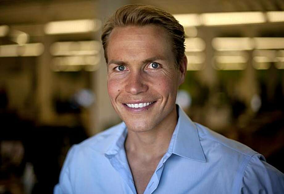 Sami Inkinen, COO and co-founder of Trulia - a real-estate website, stops for a portrait in his San Francisco, Calif., office on Tuesday, August 24, 2010. Photo: Chad Ziemendorf, The Chronicle