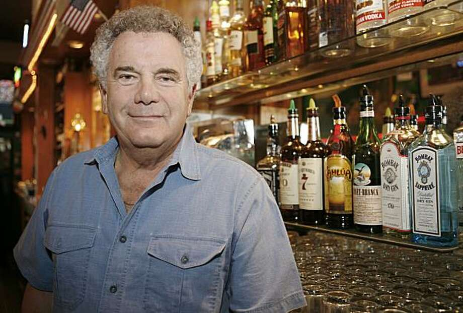 Frank Rossi, bartender and one of the co owners of the bar Gino and Carlo's, poses in Gino and Carlo's bar in San Francisco, Calif. on Friday August 21, 2010. Rossi is set to retire at the end of August. Photo: Jasna Hodzic, The Chronicle