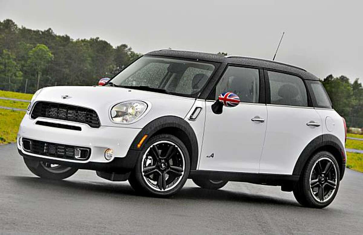 No. 16: Mini Cooper S Countryman 27.5 percent of owners have been ticketed recently Source:Insurance.com