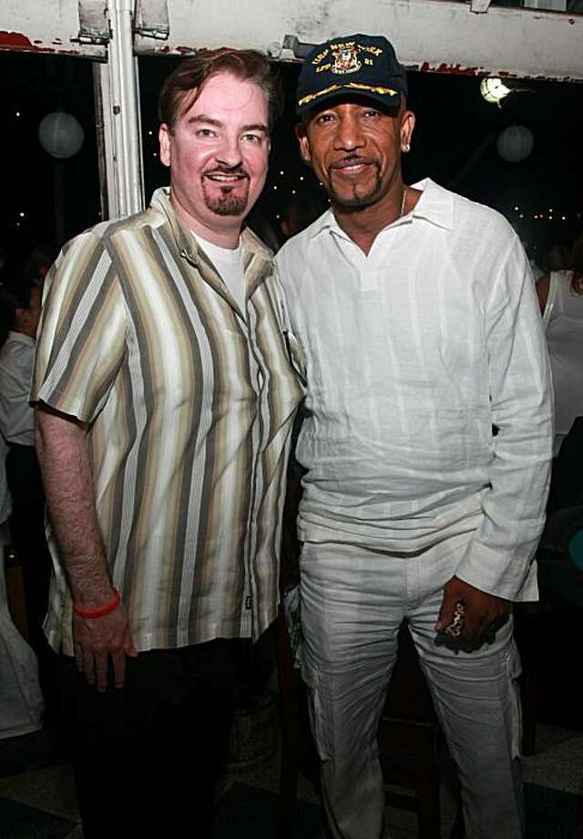 NEW YORK - AUGUST 13:  Actors Brian O'Halloran and Montel Williams attend the 4th Annual Surfers' Environmental Alliance SEAPADDLENYC benefit at Harbour Lights Restaurant on August 13, 2010 in New York, City. Photo: Astrid Stawiarz, Getty Images