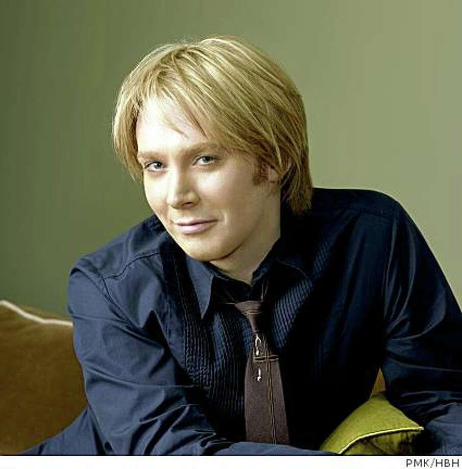 Singer Clay Aiken 2008 Photo: PMK/HBH