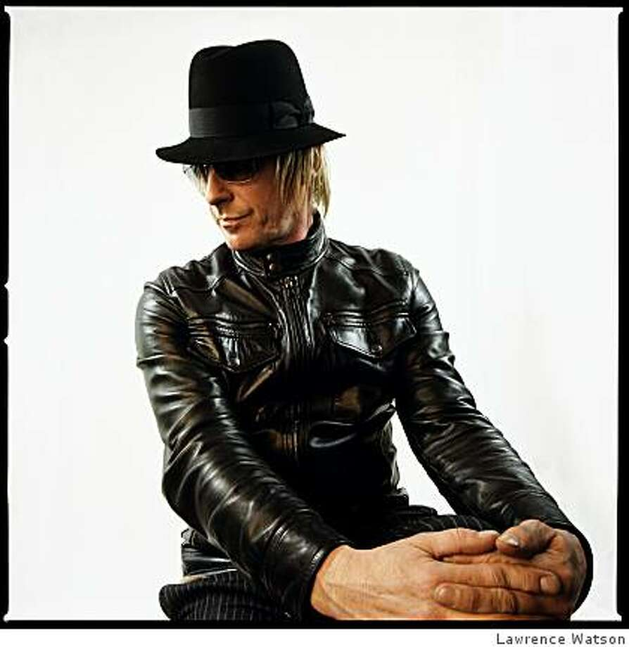 English singer-songwriter nicknamed the Modfather, Paul Weller. Photo: Lawrence Watson