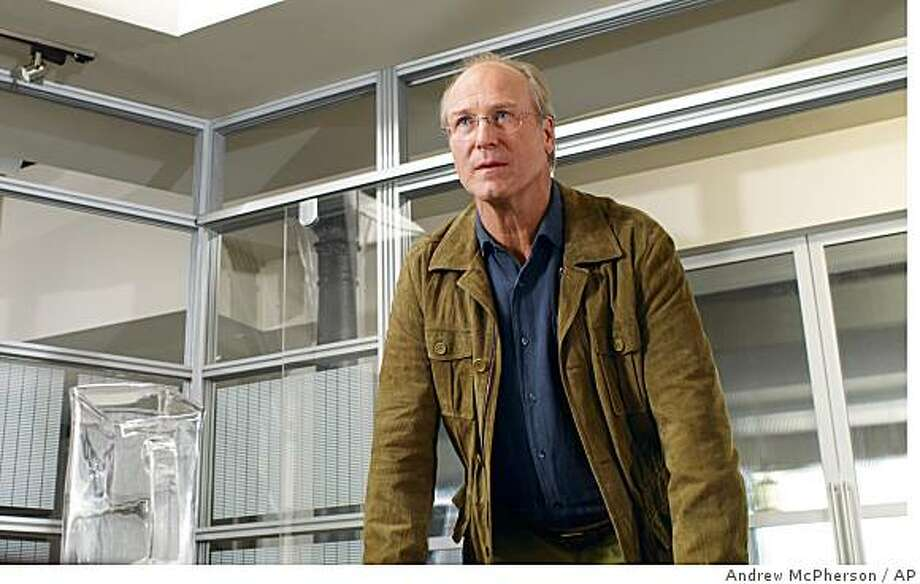 "In this photo released by the FX channel, William Hurt is shown in a promotional photo from the FX series, ""Damages.""  Hurt joins the cast, portraying Daniel Purcell, in the second season premiering Wednesday, Jan. 7, 2009, at 10:00 p.m. on FX. Photo: Andrew McPherson, AP"