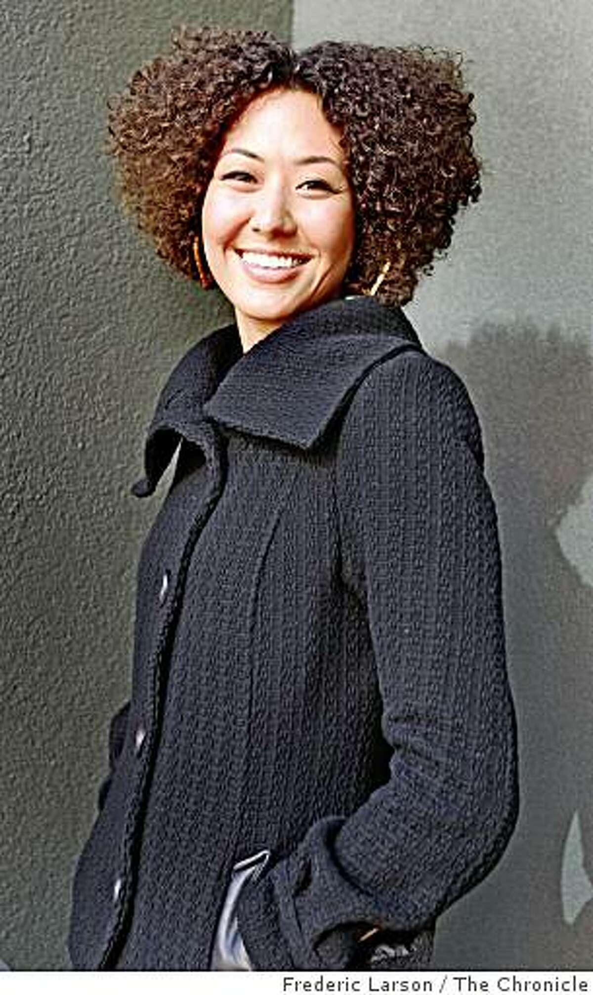 Lindsay Kagawa, agent for Women's College Basketball, taken in Oakland Calif., on December 22, 2008