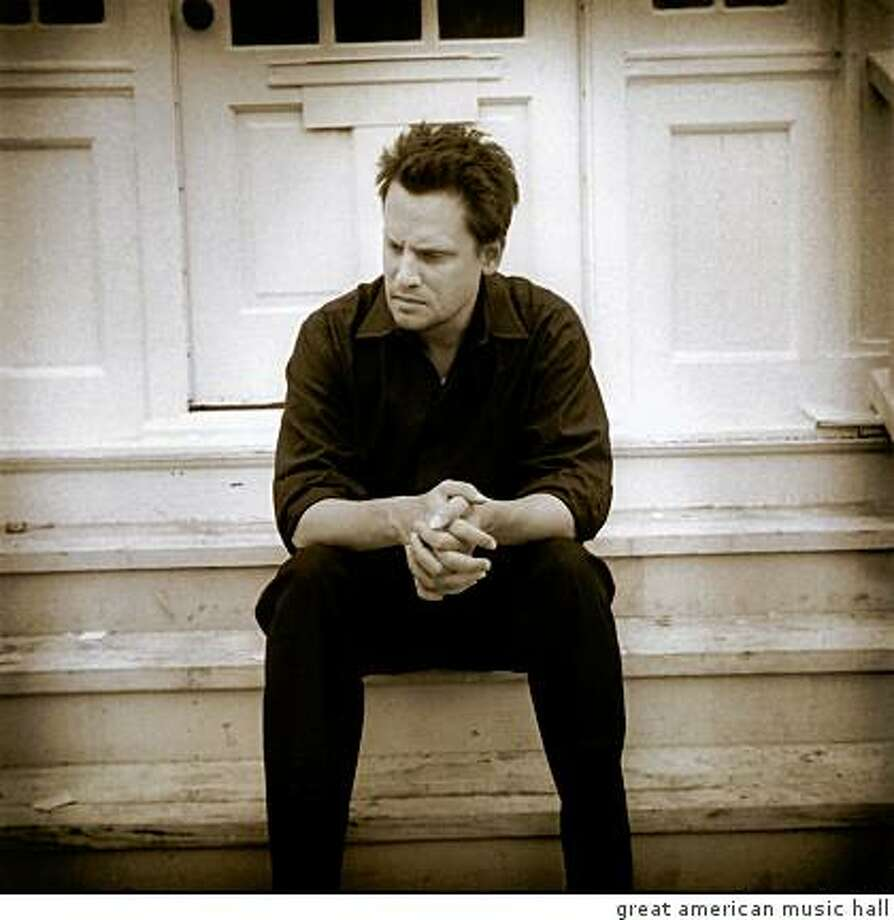 Mark Kozelek Photo: Great American Music Hall