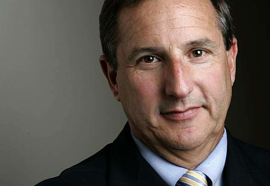 : Portrait of Hewlett Packard CEO Mark Hurd who was at the Chronicle to talk to the editorial board on March 23, 2007. Photo by Michael Maloney / San Francisco Chronicle   Portrait of Hewlett Packard CEO Mark Hurd who was at the Chronicle to talk to the editorial board on March 23, 2007.  Photo by Michael Maloney / San Francisco Chronicle Photo: Michael Maloney, The Chronicle