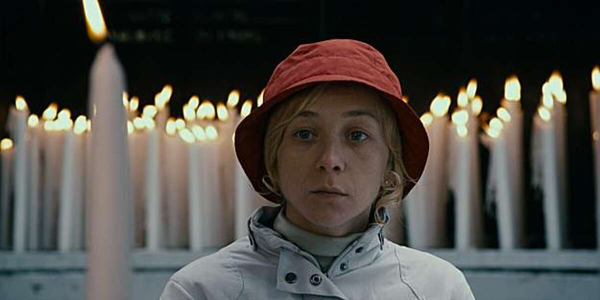 Christine (Sylvie Testud) has been confined to a wheelchair for most of her life. In order to escape her isolation, she makes a journey to Lourdes, the iconic site of pilgrimage in the Pyrenees Mountains in the film,