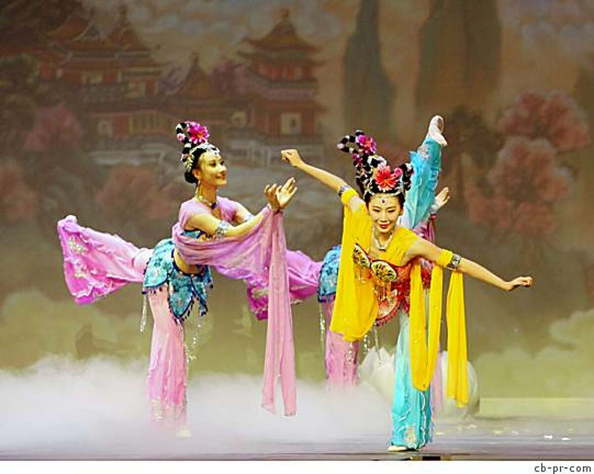 The Chinese New Year Spectacular will take place Jan. 7-11, 2009, at the War Memorial Opera House in San Francisco and Jan. 13-15 at Flint Center in Cupertino.