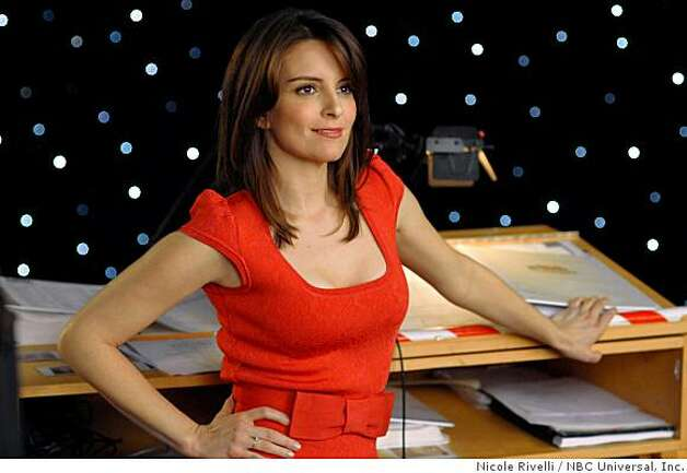 "Tina Fey as Liz Lemon in the ""Sandwich Day"" episode of 30 ROCK. Photo: Nicole Rivelli, NBC Universal, Inc."