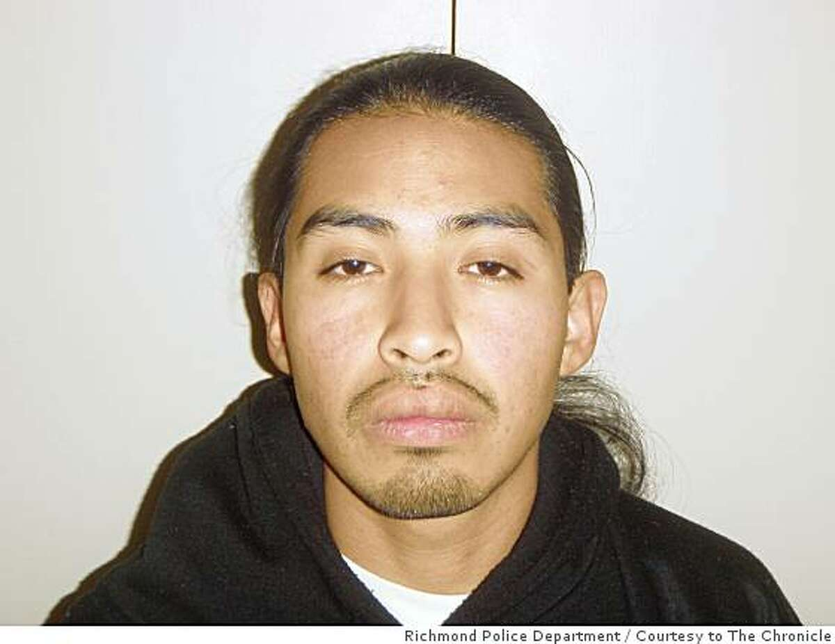 Richmond police are looking for 21-year-old Josue Gonzalez as a suspect in the alleged gang rape in December of a 28-year-old lesbian woman.