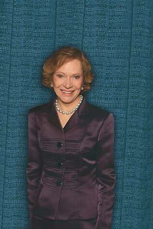 Former First Lady Rosalynn Carter has been involved in mental health issues for nearly 40 years. Photo: Courtesy Of Rosalynn Carter