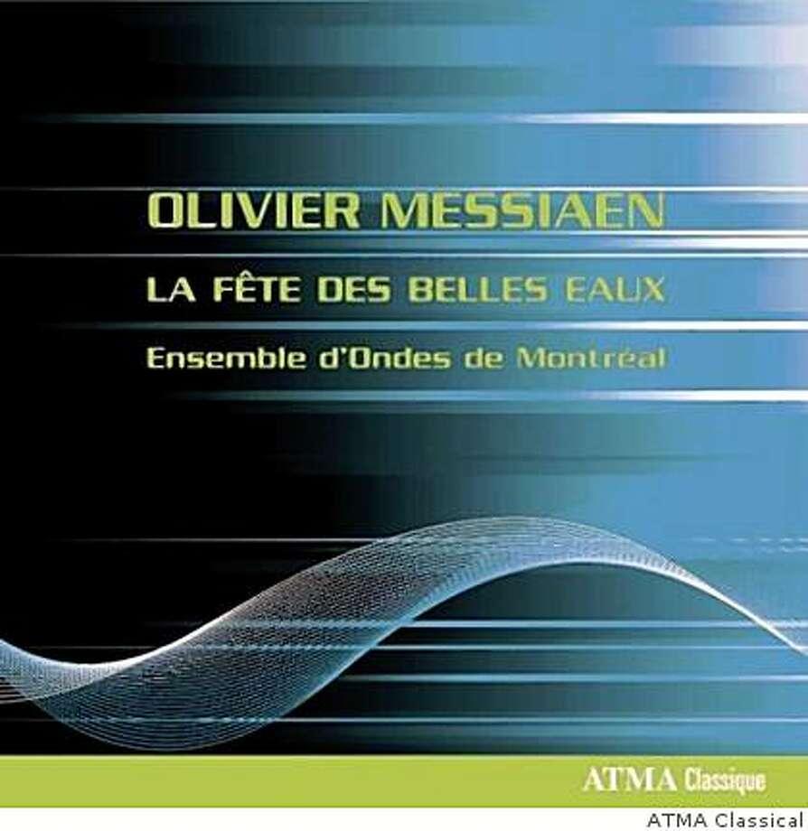 CD cover Photo: ATMA Classical