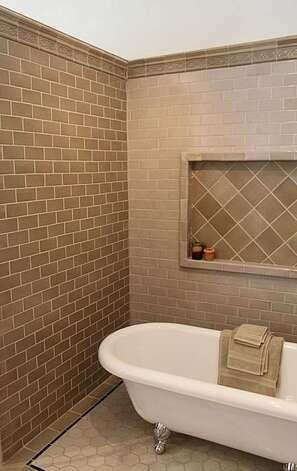 Fireclay Express tile Photo: Fireclay Tile