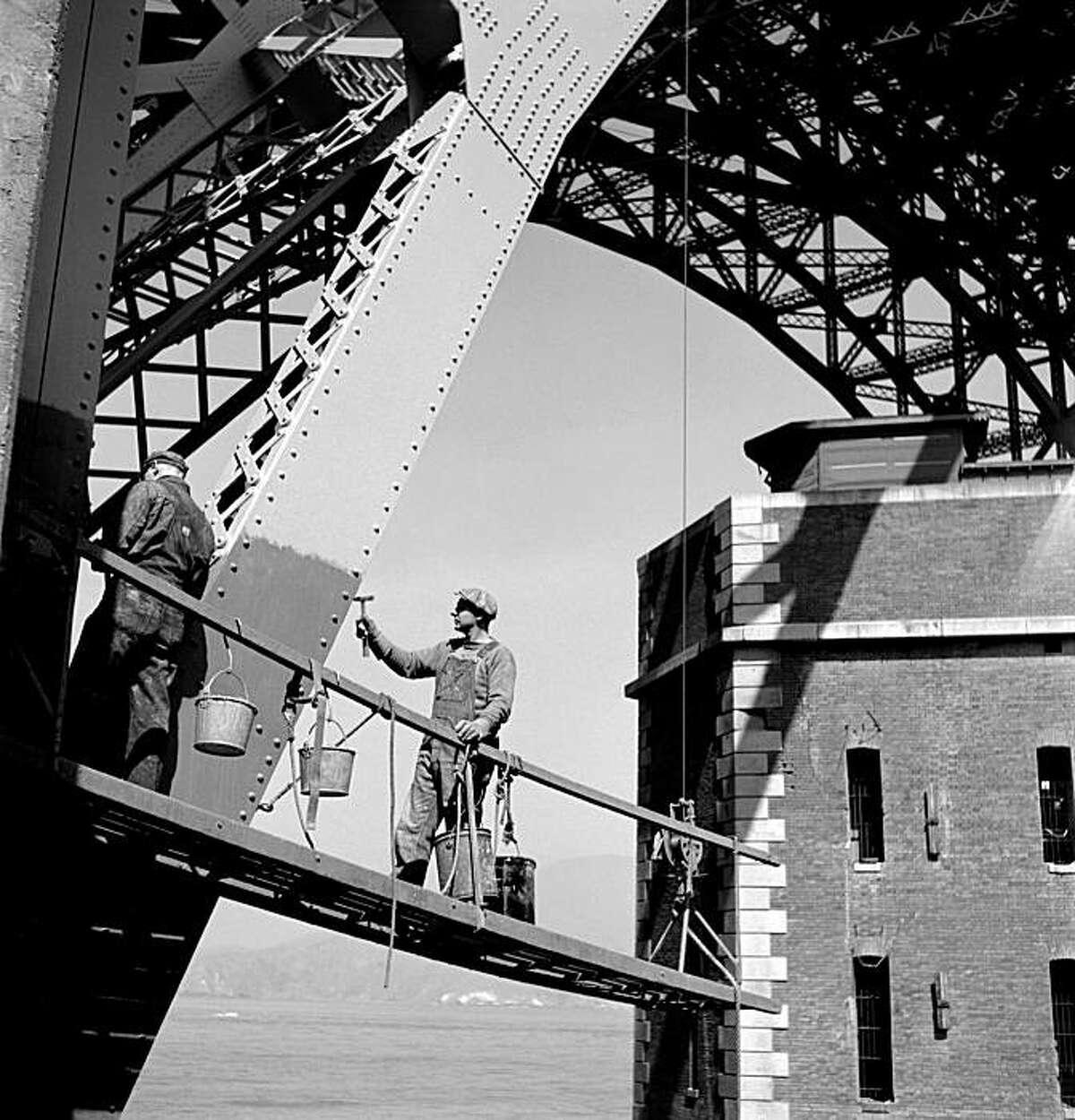 Bridge Painters, 1950