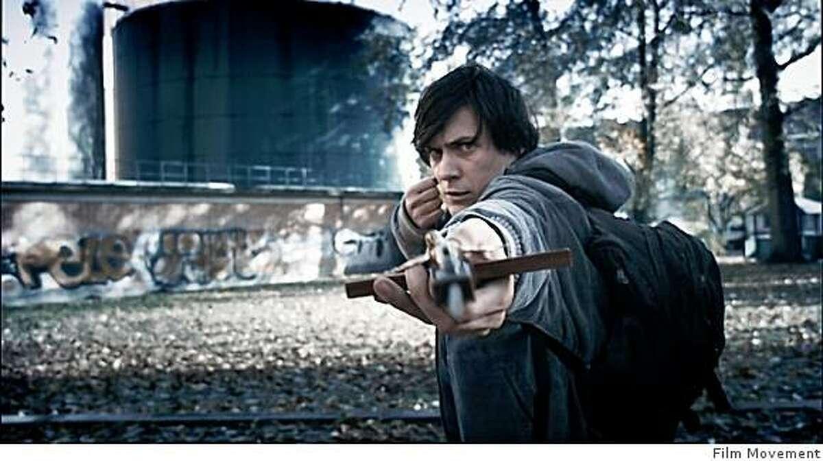 Greg Timmermans stars as Ben in Nic Balthazar's