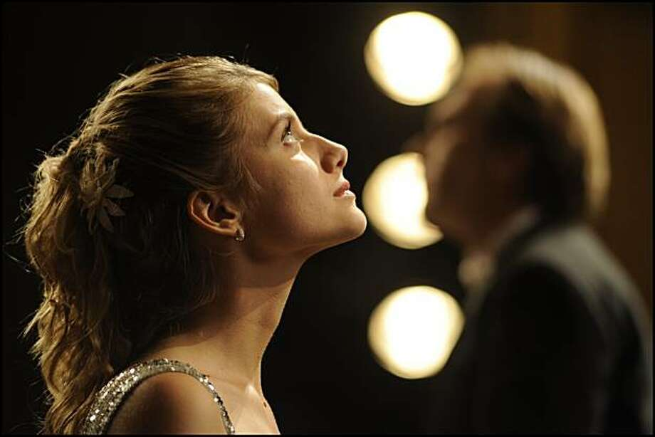 Melanie Laurent and Aleksi Guskov in The Concert. Photo: The Weinstein Company, 2010