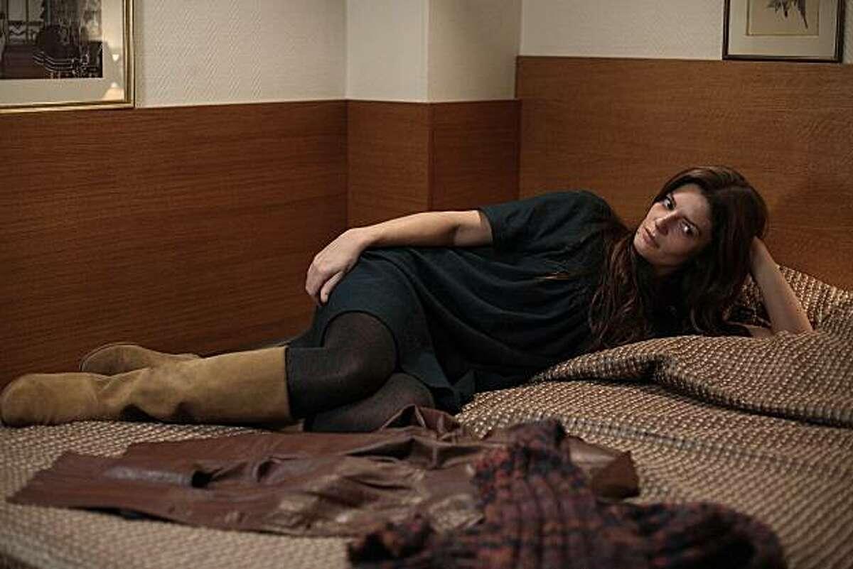 "Chiara Mastroianni in ""Making Plans for Lena."""