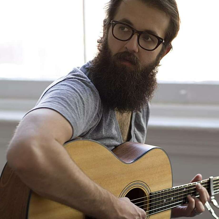 """William Fitzsimmons:Sunday, June 1 at 3 p.m.Venus Stage Big-bearded singer-songwriter has an emotional voice and simply beautiful folk songs. Your mom may have heard some of them on """"Grey's Anatomy."""" Photo: Tim Gaylord"""