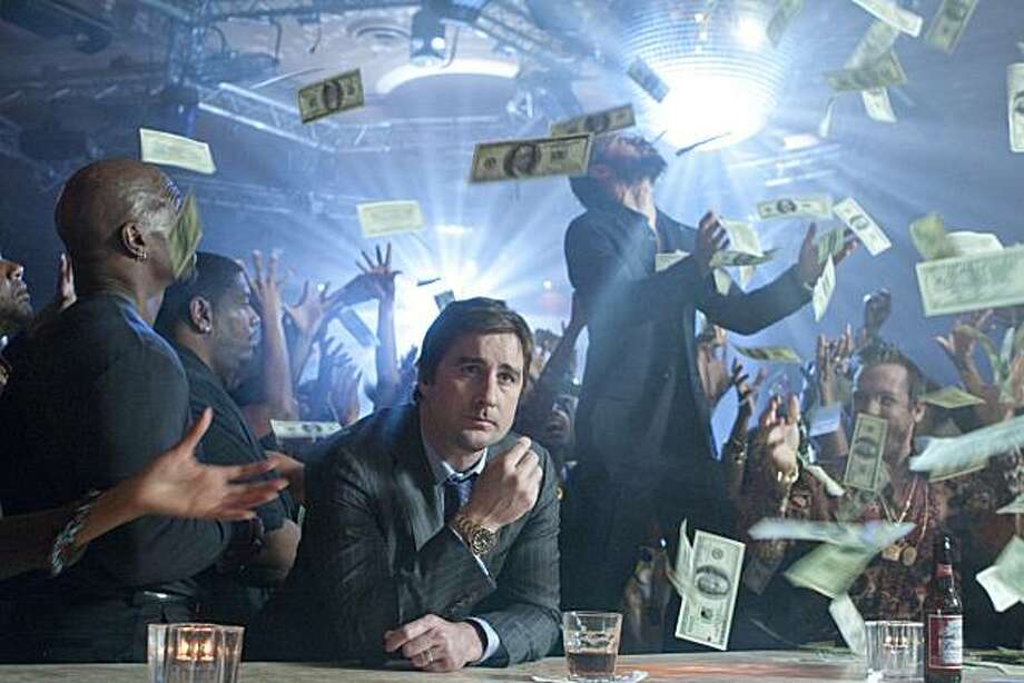 "In this film publicity image released by Paramount Pictures, Luke Wilson is shown in a scene from ""Middle Men."" Photo: Rico Torres, AP"