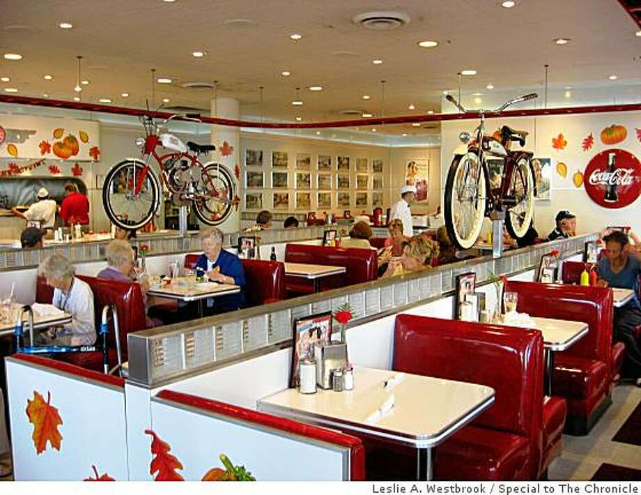 Ruby's Diner. Photo: Leslie A. Westbrook, Special To The Chronicle