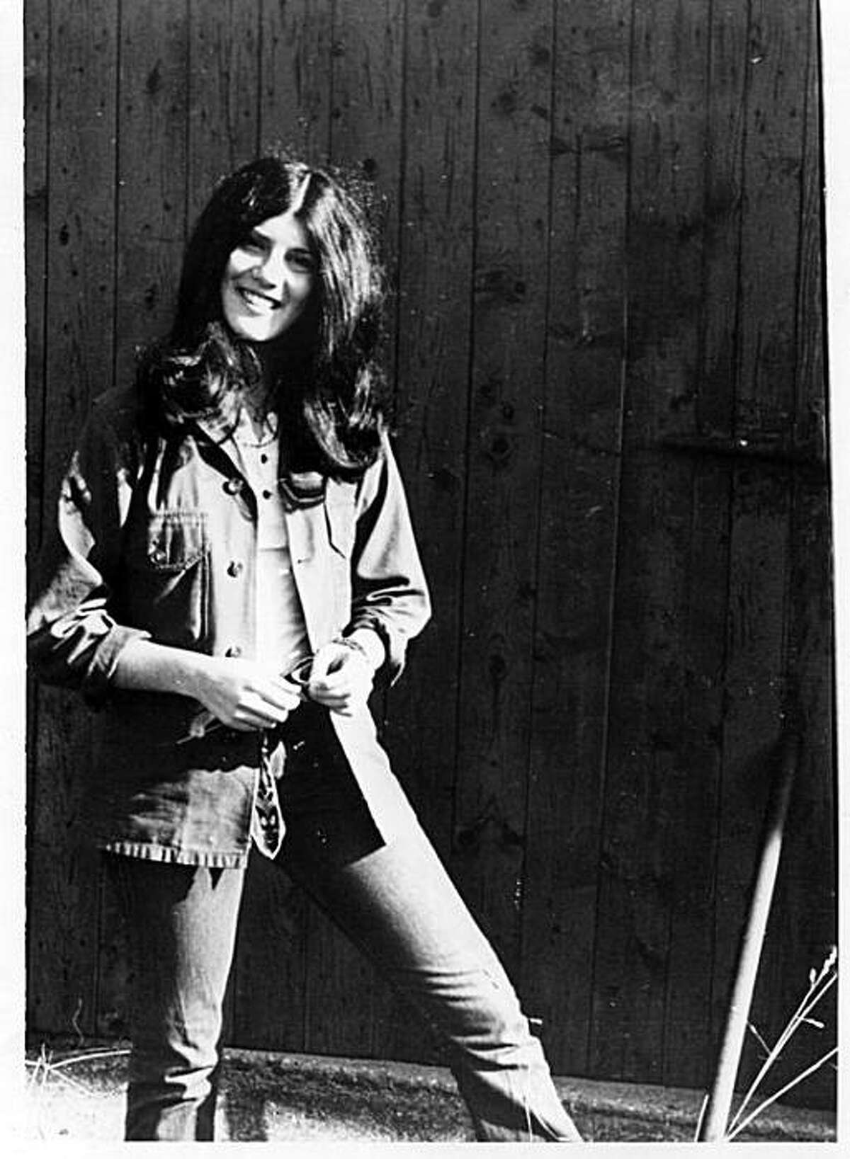 Allison Krause, one of four people shot to death by National Guardsman at Kent State University during an anti-Vietnam War protest May 4, 1970. Her sister is collecting testimonials from people who were at the protest.