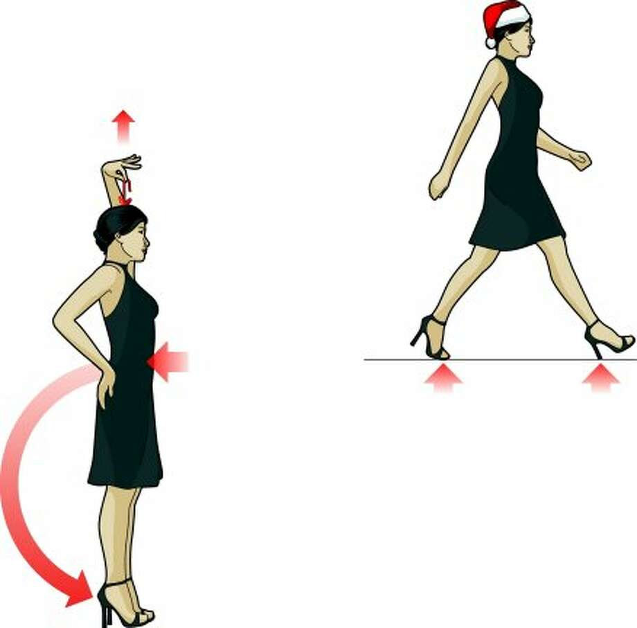 Guide To Walking In High Heels Without Pain Sfgate